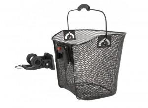 Front Basket Clip-On