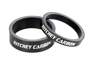 """Spacer Carbon 5mm 1-1/8"""""""
